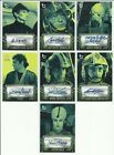 2018 Topps Star Wars Black & White Blue Hue Auto Autograph Card #ed 99- YOU PICK $34.95 USD on eBay