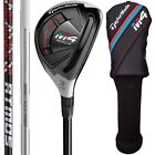 New 2018 TaylorMade M4 Rescue Hybrid Right Hand - Pick Your Loft + Flex