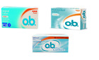 O. B.Pro Comfort Super tampons. Choose your quantity!!!