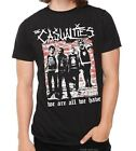 The Casualties T-Shirt We Are All We Have punk rock Official L XL 2X 3XL 4XL NWT