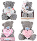 "Me to You 5"" 7"" 9"" 10"" 12"" Mummy Nan Mum Love You Tatty Teddy Bear in Gift Bag"