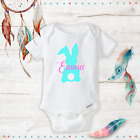 Personalized Easter Baby Onesies Newborn Baby Girl Clothes Unisex Reborn Gifts