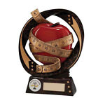 Typhoon SLIMMING Weight Loss Trophy Award - FREE Engraving 2 Sizes