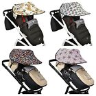 Universal Pushchair Stroller Pram Buggy Sun Shade Canopy Cover Assorted Designs