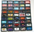 Vintage & Authentic Gameboy Advance Games Lot ~ Plays GBA SP DS DSL Mario Kirby