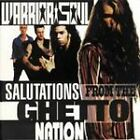 Warrior Soul - Salutations from the Ghetto Nation CD New NOT Sealed Free Postage