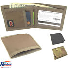 Made in USA Rainbow of California Bifold Compact Mens Wallet Water Resistant image