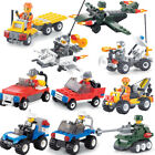 Building Blocks City Police Creative Bricks for Children Educational Toys free s