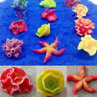 Multi Styles Artificial Resin Coral For Aquarium Fish Tank Decor Home Ornaments