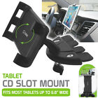 Cellet Durable Heavy Duty iPad Holder CD Slot Car Mount Grip for iPad / Tablets