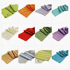 Satin Table Runner For Wedding Party Banquet Decorations Table Runner Tablecloth