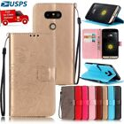 For LG G3 G4 G5 K4 K7 K10 Phone Case Hybrid PU Leather Wallet Pouch Flip Cover