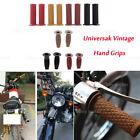 """Cafe Racer 22mm 7/8"""" Handlebar Hand Grips XS650 RD350 RD400 Vintage Motorcycle $11.27 CAD on eBay"""