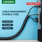 Ugreen Cable Holder Organizer Flexible Spiral Tube Cable Organizer Cable Winder