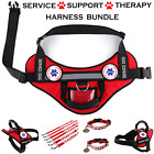 Service Dog - Therapy Dog - ESA Dog - Vest Harness K9 Patches ALL ACCESS CANINE™