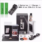 SMOK Alien 220W Starter Kit with TFV8 Baby Beast | Battery+Charger Optional | US