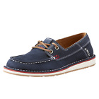 Ariat Castaway Cruiser Team Womens Shoe - Navy Blue