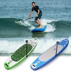 10ft Inflatable Stand Up Paddle Board iSUP with Adjustable Paddle Backpack