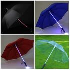 LED Blade Runner Light Saber Star Wars Transparent Umbrella Flashlight 7 Colors £11.29 GBP