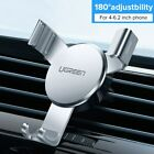 Ugreen Gravity Car Phone Holder Air Vent Mount Stand for iPhone 8 X Samsung S8