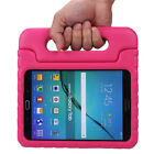 Kids Safe EVA Cover Shockproof Stand Case For Samsung Galaxy Tab 3 4 A  E S2