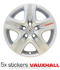 Vauxhall sticker wheel Opel decal all model Free shipping x5