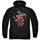 "Superman ""The American Way"" Hoodie, Crewneck"