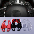 1 Pair Steering Wheel Shift Gear paddle Extension for BMW 3 5 Series F10 F30 F18