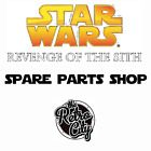 Vtg Star Wars ROTS Spare Figure Parts Accessories Weapons Vehicles Guns £1.95 GBP on eBay