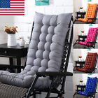 Winter Outdoor Patio Pool Recliner Lounge Chair Bench Pad Thickened Sofa Cushion