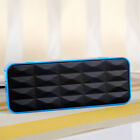 Mini High Quality Wireless Bluetooth Stereo Subwoofer Soundbar Speaker AUX/TF/FM