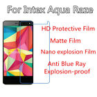 3pcs For Lenovo Vibe A HD Clear/Matte/Nano Explosion/Anti Blue Ray Screen Film