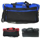 Duffle Duffel Bag Bags Travel Sports Gym School Work Luggage Carry-On 21 inches