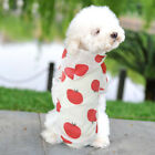 Dog Sun Protective Protection Clothes Light Breathable Dog Clothes Hoodie Coat