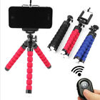 """5.5"""" Flexible Smartphone Tripod + Bluetooth Remote for iPhone Samsung NEWEST"""