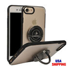 Hybrid Cover 360 Degree Rotating Transparent ShockProof Case For iPhone 7 8 Plus