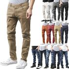Premium Designer Fashion Mens Slim Fit Skinny Denim Jeans Color Pants Washed