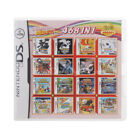 520/500/208 in 1 Game Cartridge For DS NDS 3DS Video Game Mario Naruto Pokemon