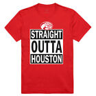 University of Houston Cougars NCAA Straight Outta T-Shirt