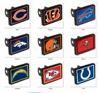 NFL Trailer Hitch Cap Cover Universal by WinCraft -Select- Team Below $21.99 USD on eBay