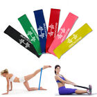 Внешний вид - Rubber Resistance Bands Fitness Workout Elastic Training Band For Yoga Pilates