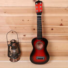 21'' Kids Acoustic Guitar 6 String Practice Music Instruments Beginner Toy Gift