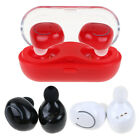 Mini Wireless Bluetooth Stereo Headset In-Ear Earphones Earbuds Sport Headphone