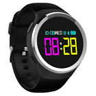Smart Watch Color Big Screen with Heart Rate, Blood Pressure