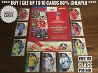 Panini Adrenalyn XL 2018 Russia World Cup Cards, Numbers 181+, Buy 2 Get 8 Free