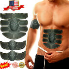 USA EMS Remote Control Abdominal Muscle Trainer Smart Body Building Fitness Abs image