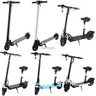 Adult High Speed Black Two Wheels Foldable Electric Kick Scooter USA FREE SHIP/