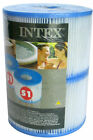 Intex Filter Cartridges S1 29001 Replacement PureSpa Pool 2/4/10/20 Pieces