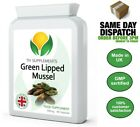 Green Lipped Mussel 500mg 90 or 180 Capsules Immune system support