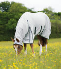 Shires Highlander Plus Sweet Itch Fly Combo Rug, Fly rug full neck, horse, pony